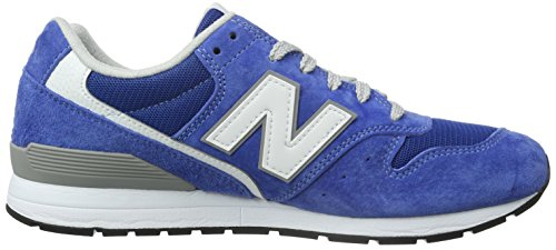 New Balance Mrl996v2, Scarpe da Ginnastica Basse Uomo Blu (Blue)