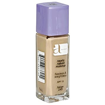 Almay Nearly Naked Makeup with SPF 15, Beige 240, 1-Ounce Bottle