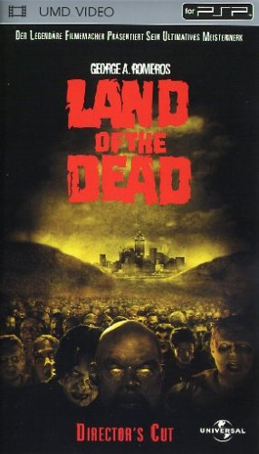 Land of the Dead (Director's Cut) [UMD Universal Media Disc]