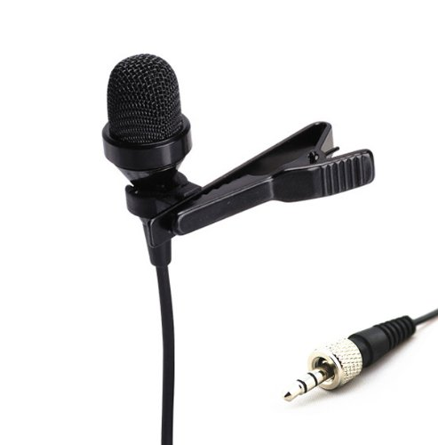 Lavalier Microphone JK Sennheiser Transmitter