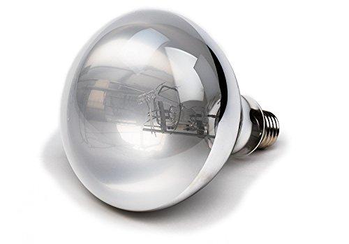 100 Watt UVB Reptile Light/Mercury Vapor Bulb/Light for Reptile and Amphibian - Outstanding UVA UVB Reptile Light/Reptile Bulb,5000 hours
