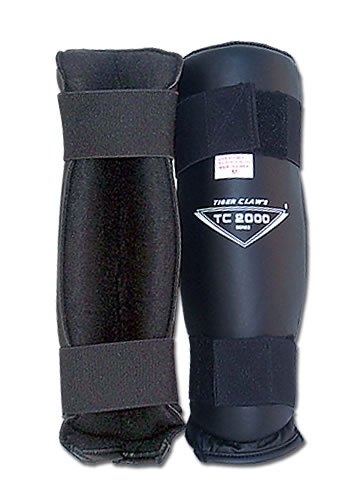 TC2000 Series - Black Shin Guard - Child