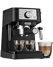 ماكينة تحضير القهوة من ديلونجي EC260، 1100 وات - اسود