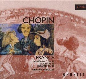 Chopin: Sonata No. 2, Op. 35 / Etudes Op. 25 / Preludes Op. 28
