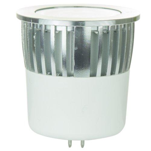 Sunlite MR16/LED/5W/BP/RGB 5-watt 12-volt Bi-Pin Base LED MR16 Lamp, RGB