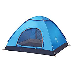 survival hax 2 person instant pop up camping tent sports outdoors. Black Bedroom Furniture Sets. Home Design Ideas