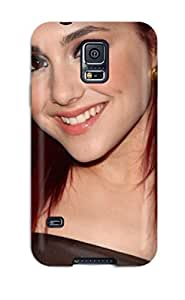 Galaxy S5 Hard Back With Bumper Silicone Gel Tpu YY-ONE Ariana Ariana Grande Celebrity YY-ONE Fashion Favim Com4387358