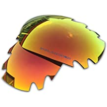 Owants Polarized Replacement Lenses for Your Oakley Jawbone Vented Sunglasses Frames - Multiple Colors Availble