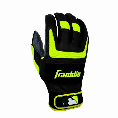 Franklin Sports Shok Sorb Batting Gloves product image