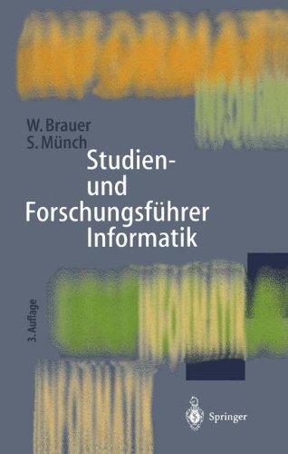 Studien- und Forschungsführer Informatik (German Edition)