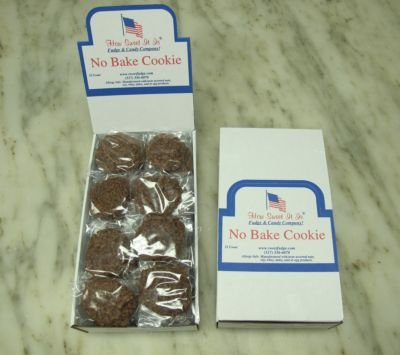 no bake chocolate - 1