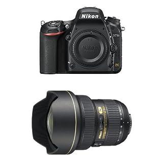 Nikon D750 FX-format Digital SLR Camera Body with AF-S NIKKOR 14-24mm f/2.8G ED (B07CM8HSD2) | Amazon price tracker / tracking, Amazon price history charts, Amazon price watches, Amazon price drop alerts