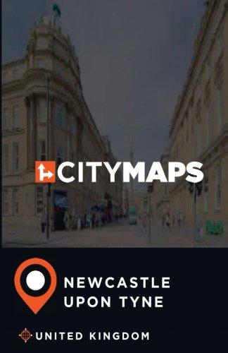 City Maps Newcastle upon Tyne United Kingdom