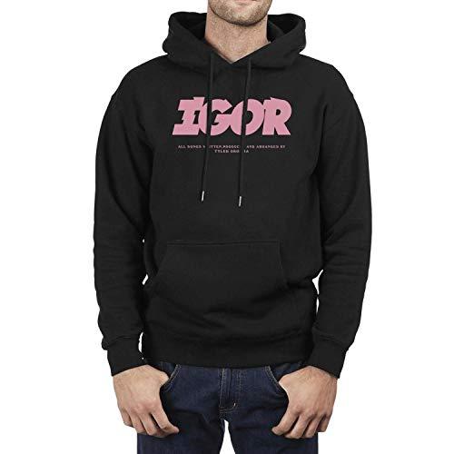 YEASHEER Men's Pullover Fleece Hooded Sweatshirt Hoodie Sweater