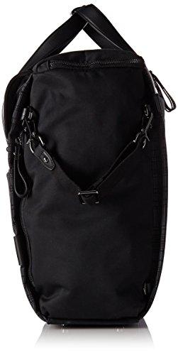 Skip Hop 200500Highline Convertible Diaper Backpack–Mochila para pañales, Black/granite/Negro
