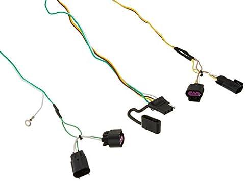 CURT 56027 Custom Wiring Harness - Standard Trailer Wiring