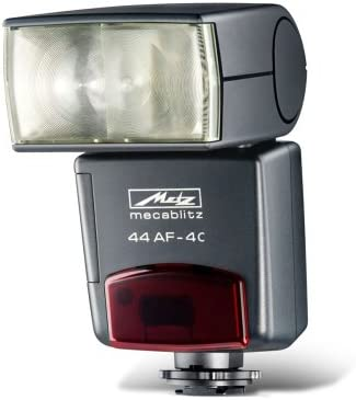 Metz 44 Af Flash Unit 4 C For Canon Camera Photo