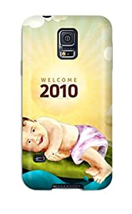 Forever Collectibles Exclusive Welcome Hard Snap-on Galaxy S5 Case