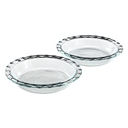 Pyrex Easy Grab Pie Plate