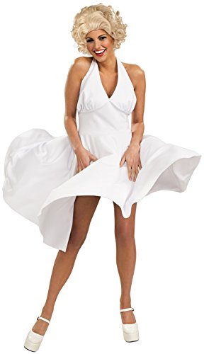 Marilyn Monroe Costume - Standard - Dress Size 10-12