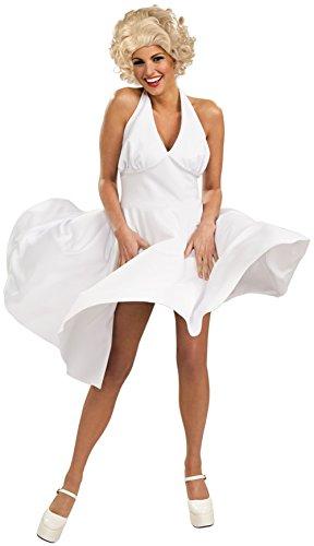 (Marilyn Monroe Costume - Standard - Dress Size)