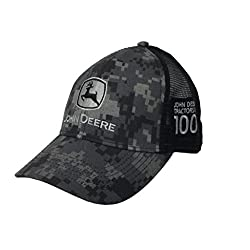 John Deere Mens 100 Year Anniversary Digital Camo