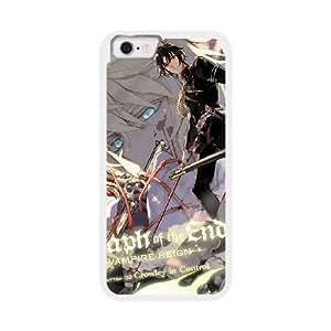 El mejor regalo para Halloween y christmasiphone 64.7Inch Cell Phone Case Blanco Seraph del Fin rpr4984606
