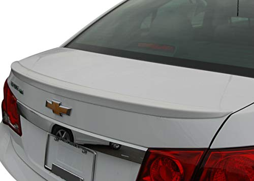 Factory Style Spoiler made for the Chevrolet Cruze Painted in the Factory Paint Code of Your Choice 326 8624 with 3M tape included
