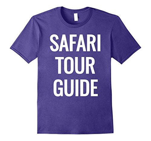 Mens Safari Tour Guide T-Shirt 2XL (Male Tour Guide Costume)