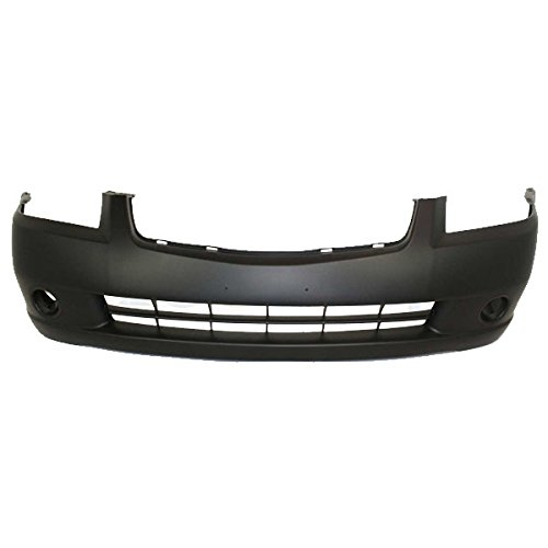 Front Bumper Cover Facial Assembly Primed Fits 05-06 Altima NI1000219 62022ZB000