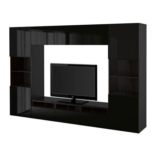 Ikea 8202.231129.222 - Mueble para televisor con Puertas Abiertas ...
