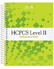 HCPCS 2021 Level II Professional Edition