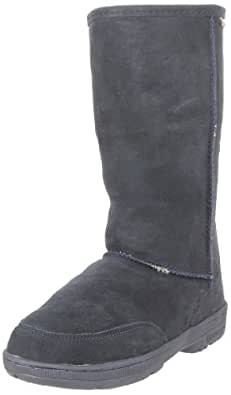Bearpaw Meadow Tall Color: Navy Womens Size: 7