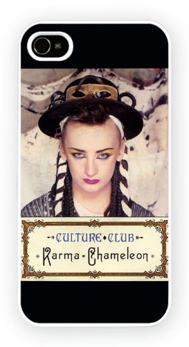 Culture Club - Karma Chameleon, iPhone 5C, Etui de téléphone mobile - encre brillant impression