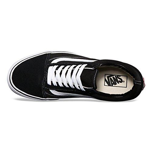 Mehrfarbig Skool Vans 47 Sneaker Old grau Herren Ua EU qttwUSx8