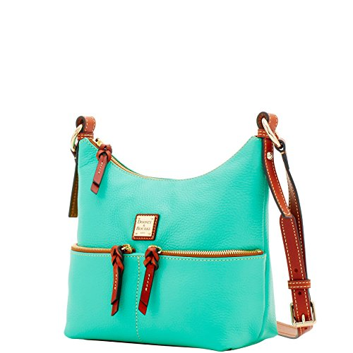 Pebble Crossbody Jade Dooney Grain Bourke Shoulder amp; Bag Alyssa Enq7zF