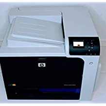 HP LaserJet CP4020 CP4025N Laser Printer - Color - 1200 x 1200 dpi Print - Plain Paper Print - Desktop - 35 ppm Mono / 35 ppm Color Print - 600 sheets Input - Manual Duplex Print - Gigabit Ethernet - USB