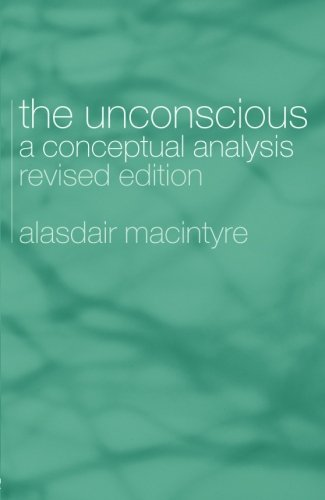 The unconscious (The New Critical Idiom)