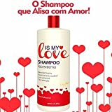 Is My Love Shampoo | Smooth Extreme Intense Hair Reconstruction Progressive Brusg 1000ml