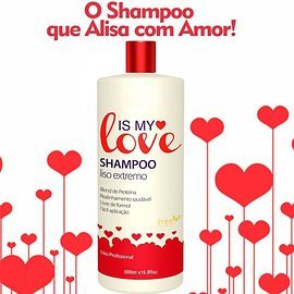 Is My Love Shampoo   Smooth Extreme Intense Hair Reconstruction Progressive Brusg 1000ml by Is My Love (Image #7)