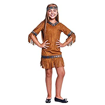 Disfraz India del Oeste Niña (10-12 años) (+ Tallas ...