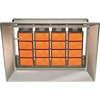 SunStar Heating Products Infrared Ceramic Heater - LP, 130,000 BTU, Model# SG...