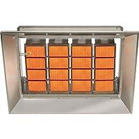SunStar Heating Products Infrared Ceramic Heater - LP, 130,000 BTU, Model# SG...