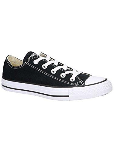 Converse - All Star OX Black - M9166C - Colore: Nero - Taglia: 39.5