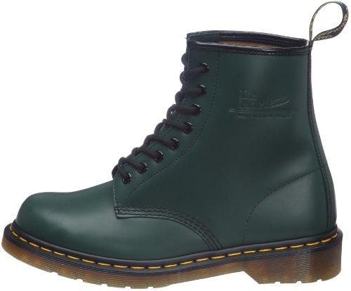 Unisex Botas Militares Martens 1460 Green Dr Smooth Verde Adulto IPqFwIH