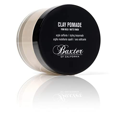 B000MIKEZQ Baxter of California Clay Pomade for Men | Matte Finish | Strong Hold | Hair Pomade 41BVMUh9g8L