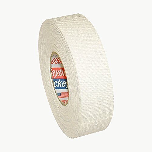 "Jaybird 299-1025WH and Mais 299 Hockey Tape: 1"" x 25 yd."