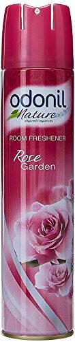 FragranceWorld Odonil - Ambientador para Habitación (200 g), Color Rosa