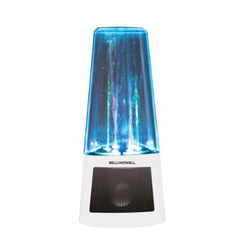 Bell + Howell Xenon Fountain Speaker - White ()