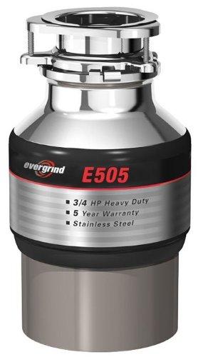Insinkerator-Evergrind-E505-34-HP-Heavy-Duty-Garbage-Disposer